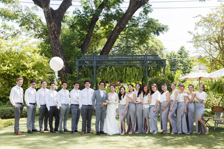 เจ้าบ่าว,งานแต่งงาน,พิธีแต่งงาน,เจ้าสาว,เพื่อนเจ้าสาว,เพื่อนเจ้าบ่าว รีวิวงานแต่งในสวนสวย ร่มรื่นด้วยแมกไม้ธรรมชาติ @ The Botanical House Bangkok