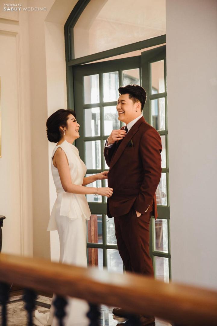 งานแต่งงาน,เจ้าบ่าว,เจ้าสาว,สถานที่แต่งงาน,สถานที่จัดงานแต่งงาน,จัดงานแต่งงาน,ชุดเจ้าบ่าว,ชุดเจ้าสาว รีวิวงานแต่งมินิมอล ตกแต่งน้อยแต่สวยปัง อลังด้วยสถานที่ @Villa De Bua